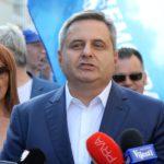 Radunović: Branićemo Milana Kneževića do kraja, pozivamo narod da dođe ispred Skupštine!