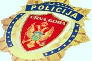 Policija u Podgorici privela pet lica zbog narušavanja javnog reda i mira