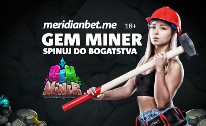 Gem Miner: Zavrti dijamante jer te čeka 3000 puta veći dobitak!