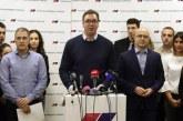 """Potvrđeno: SNS na izbore izlazi sa listom """"Aleksandar Vučić – za našu djecu"""""""