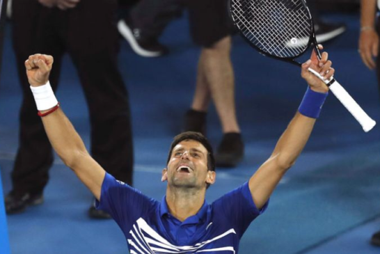 Nema drame kada igra vanzemaljac: Novak pokorio Australiju!