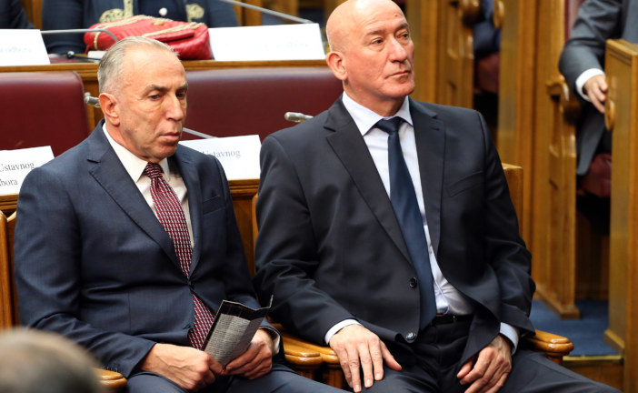 Duško Knežević poručio Stankoviću (FOTO): Smijeni Katnića jer radi za klan Prve familije!