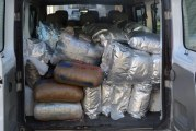 Crnogorski državljanin uhapšen kod Gacka: Pronađeno 240 kila skanka