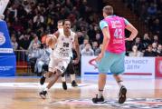 Pala i Mega: Partizan korak bliže plej ofu