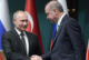 Putin i Erdogan u Moskvi o Siriji