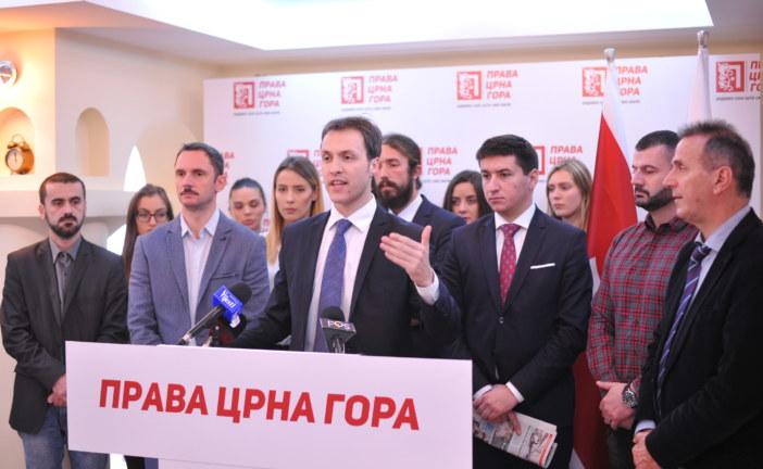 Prava Crna Gora: Sveto Marović da krene stopama Duška Kneževića