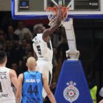 Partizan pobijedio: Alba pala u Pioniru
