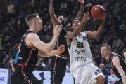 Partizan izgubio: Ritas ohladio Pionir