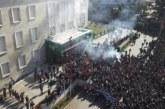 Sukob u Albaniji: Demonstranti pokušali da uđu u zgradu u kojoj živi Rama