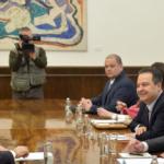 Vučić ugostio potpredsjednika Moldavije