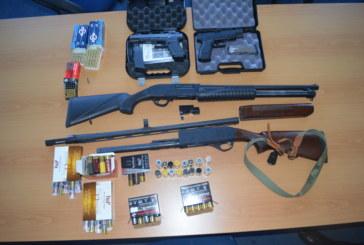 Akcije na Cetinju i u Baru: Oduzeto oružje i kriptovani telefon