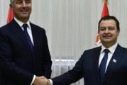Pokušaj da se skrene pažnja sa afera: Đukanović preko Dačića lobira da Srbija istraži Kneževićeve poslove!