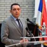 Vulin poručio Haradinaju: Sud za ratne zločine je sve bliže!