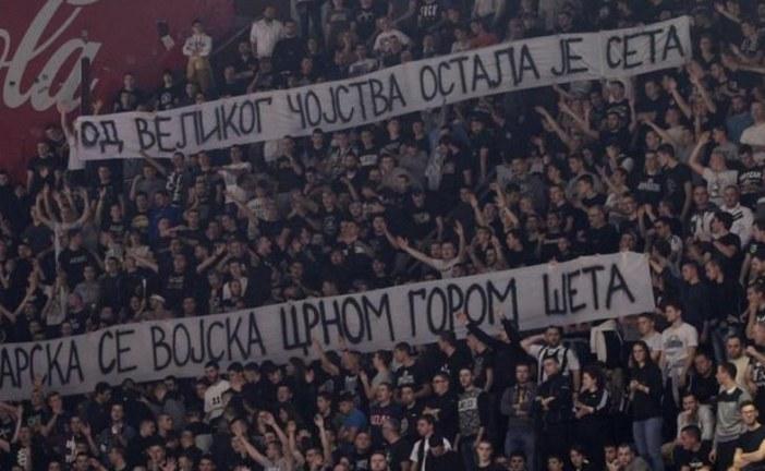 """""""Grobari"""" prozivali Mila Đukanovića: """"Od velikog čojstva, ostala je sjeta""""…"""