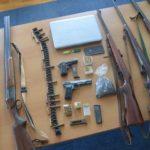 Cetinje: Oduzeto oružje, droga, vozila, telefoni