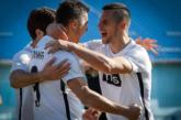 Tri laka komada: Partizan pregazio Bačku