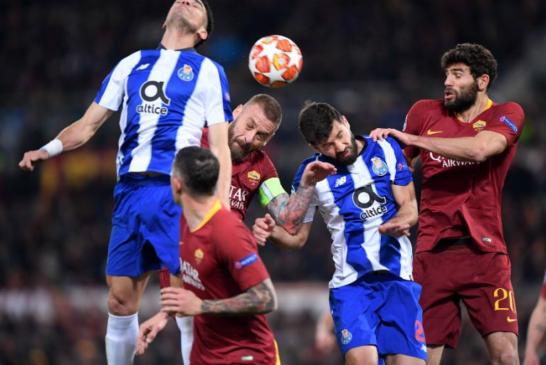 Porto pokazao zube: Roma će drhtati u revanšu