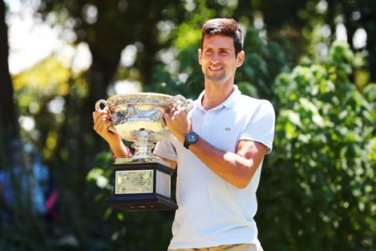ATP lista: Đoković i dalje prvi