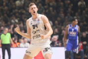 Partizan slomio Budućnost: Maestralni Lendejl i mađioničar Trinkijeri