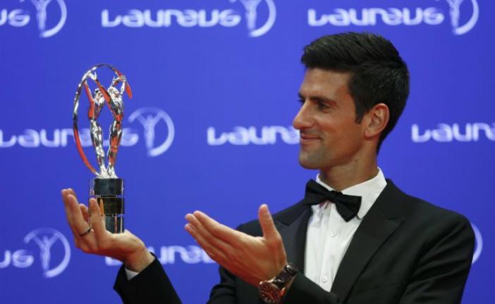 Novak Đoković opet najbolji sportista sveta!