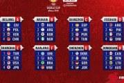 Mundobasket: Srbija sa Italijom, Crna Gora sa Grčkom i Brazilom