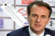 Mijailović: Sudijske greške su dio igre, ne krađa