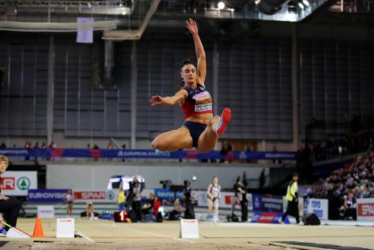 Ivana Španović prvak Evrope!