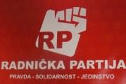 Radnička partija izašla iz DF-a: Vučinić bojkotuje Parlament