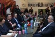 Pao dogovor: Organizatori protesta i opozicija potpisuju sporazum