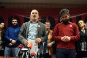 Organizatori protesta: Predlozi DF-a i SDP-a dobar put ka nastavku saradnje