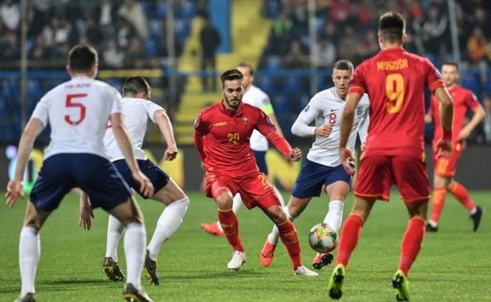 Crna Gora poražena od Engleske: Poveli, pa izgubili ubjedljivo