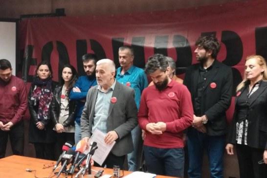 """""""Odupri se"""": Sastanak sa liderima opozicije sjutra u 18 časova!"""