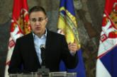 Stefanović o izborima: Nije isključeno da budu u martu sledeće godine