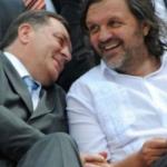 Dodik naimenovao Emira Kusturicu za savjetnika