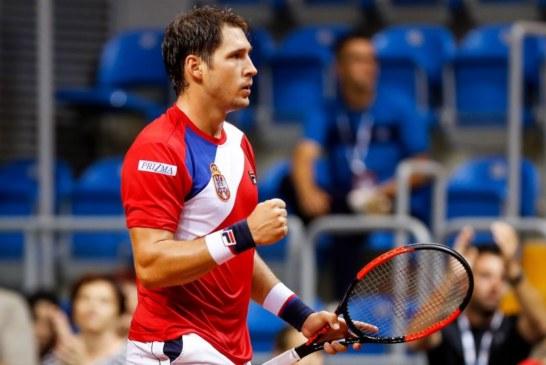 Lajović osvetio Đokovića: Prvo Masters finale za srpskog tenisera