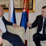 Dačić: Vučić i Putin 26. aprila u Pekingu
