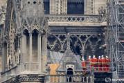 Požar u katedrali Notr Dam najvjerovatnije izazvao kratak spoj