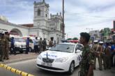 Krvavi napad u Šri Lanki: Najmanje 160 poginulih