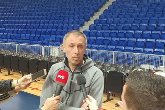 Tomić: Hoću brži napad i veću koncentraciju