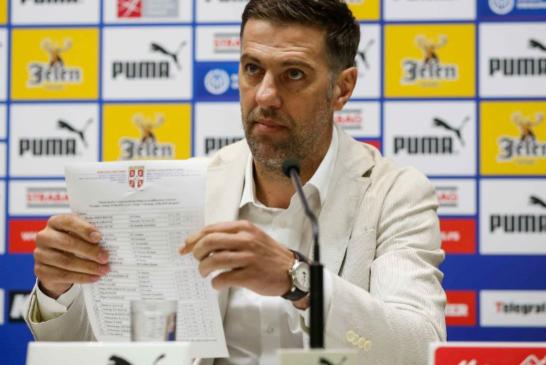 Krstajić izabrao: Katai se vratio u reprezentaciju