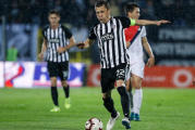 Partizan pobijedio, Ilić se oprostio