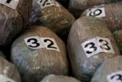 Uhapšene dvije osobe: Krijumčarili oko 600 kg marihuane iz Albanije