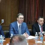 Vučić: Ambasadori i svjetski zvaničnici ne mogu da naređuju ni meni ni građanima Srbije
