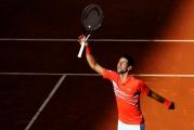 Đoković pobijedio Cicipasa: Teniski kralj pokorio Madrid