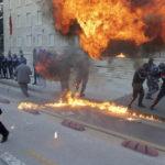 Više ranjenih u sukobima demonstrana i policije u Tirani
