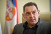 Vulin odgovorio Ugljaninu: Pitaj Bošnjake hoće li ti dati djecu da ratuju za tvoju fotelju