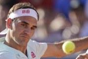 Ćorić ispao: Federer spasio dvije meč lopte