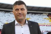 Vladan Milojević ostaje trener Crvene zvezde