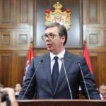 Vučić: Kad se Crna Gora otcijepila izgubili smo i Ostrog, pa se niko nije bunio