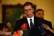 Vučić danas sa Srbima sa Kosmeta